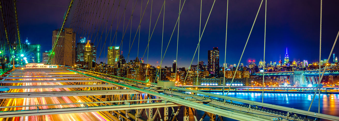 a view of new york city